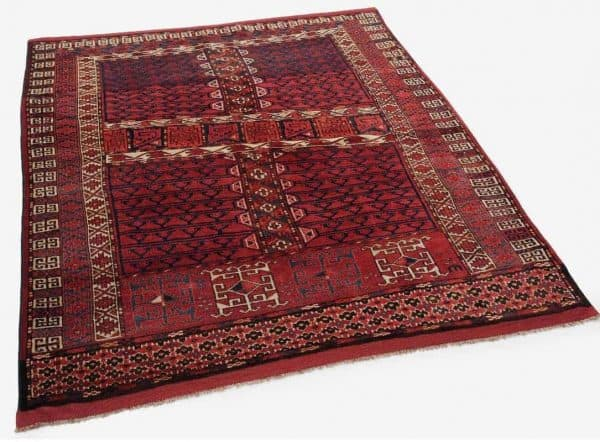 880 Yomut ensi 600x442 - Schuler auction including antique carpets