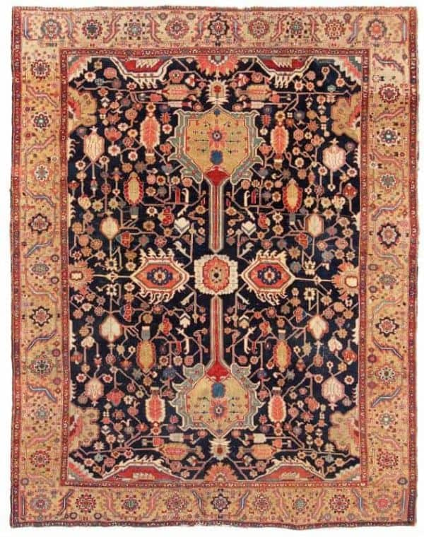 937 Heriz Serapi 600x760 - Schuler auction including antique carpets