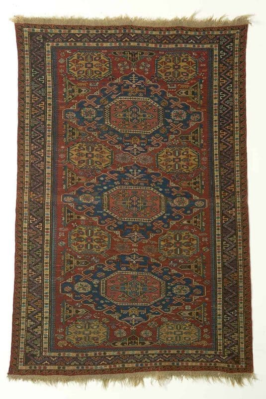 LARTA 2020 Seneh Carpets Soumac rug 8246 535x800 - Larta preview - antique rugs and textiles
