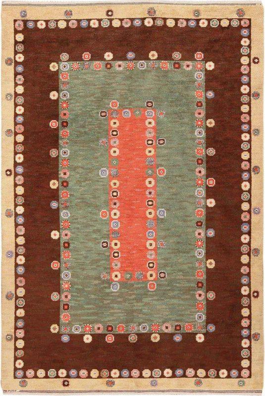 vintage scandinavian marta maas nazmiyal 535x800 - Antique & Vintage rugs from Various Estates and Nazmiyal Collection