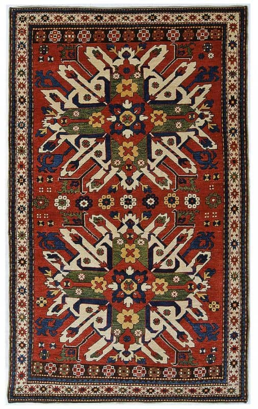 U S320 236 eagle karabagh armenia 1880 505x800 - Outstanding Norwegian rug collection on sale