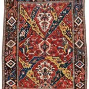 East Caucasian Dragon Carpet