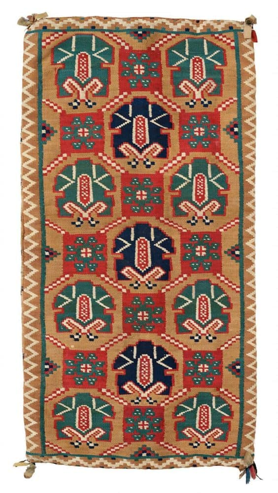 167 CARRIAGE CUSHION 1 564x1000 - Bukowskis Important Spring Sale including carpets and textiles