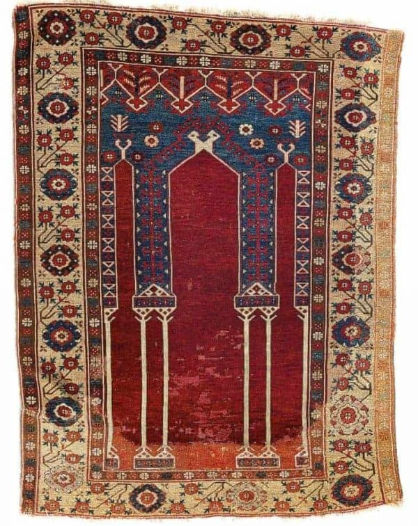 254 600x756 - Arts of the Islamic World & India including Fine Rugs & Carpets at Sothebys