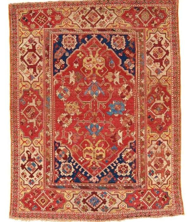 258 600x713 - Arts of the Islamic World & India including Fine Rugs & Carpets at Sothebys