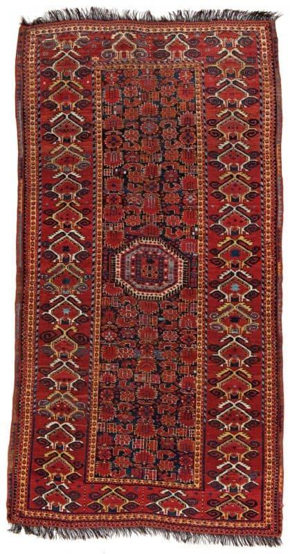 Lot 35 Beshir 419x800 - Fine Antique Oriental Rugs XX