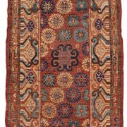 Lot 6. Khotan 157 x 100 cm East Turkestan ca. 1800. Estimate € 2000 3000 180x180 - Rug lexicon
