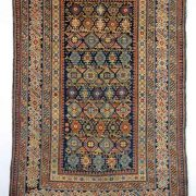 Chichi rug, Kuba, north east Caucasus, late 19th/early 20th century