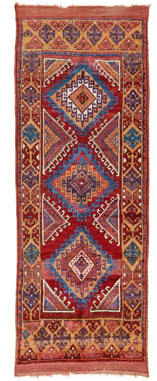Lot 143 Urgup long rug