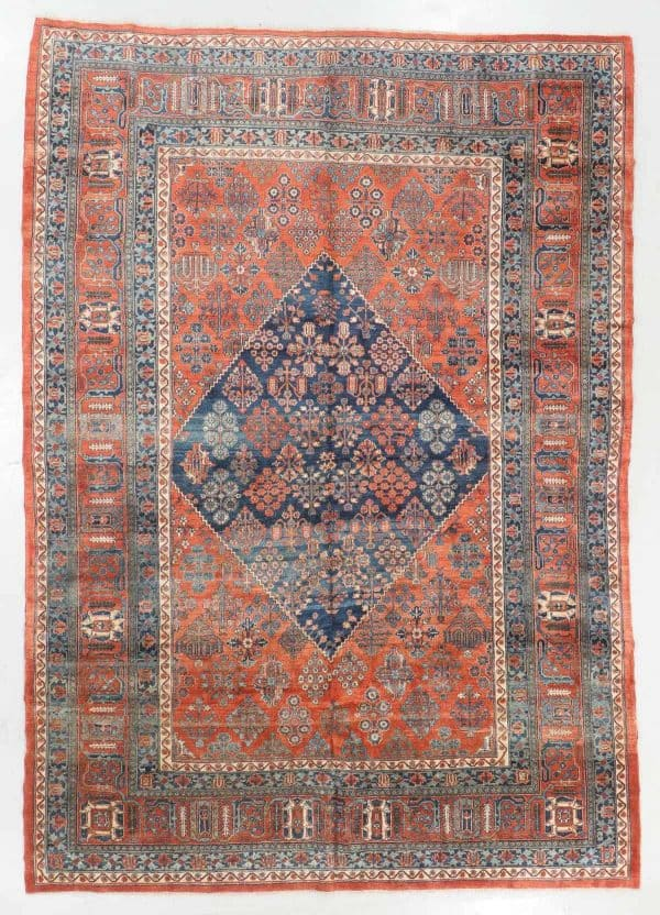 Lot 144. Joshagan Rug Persia Early 20th C. 85 X 1110 600x832 - Antique Rugs at Material Culture
