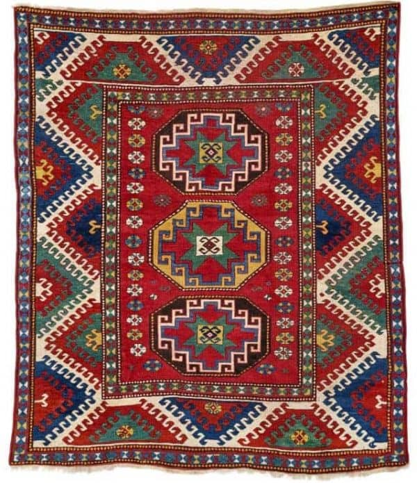 Lot 158 Borjalou Kazak 600x695 - Rippon Boswell Major Spring Auction with collectable rugs