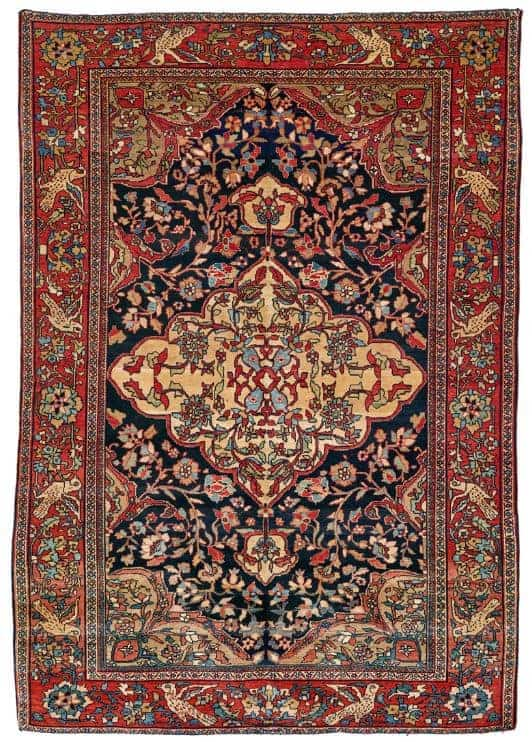 Lot 70 Malayer - Rippon Boswell Major Spring Auction with collectable rugs