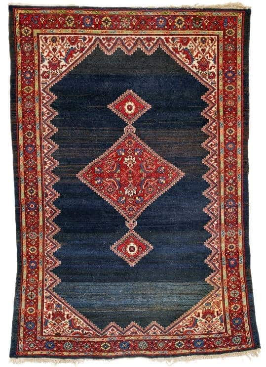 Lot 90 Garahgozloo 1 - Rippon Boswell Major Spring Auction with collectable rugs