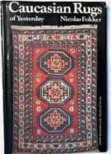 Books about Caucasian rugs at Amazon