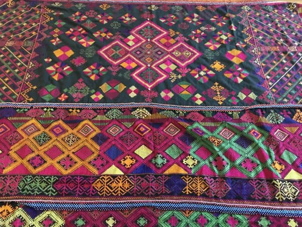 Kohistani Embroidery
