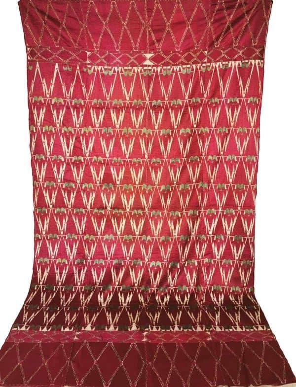 Khanjar Textile Thirma Bagh Pulkari