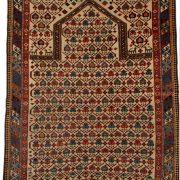 Dagestan prayer rug