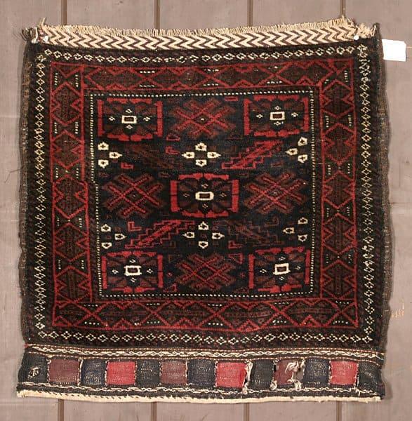 Turn of the century Baluch Mina/khani bag face. (Exhibitor Ron Hort at ARTS 2009)