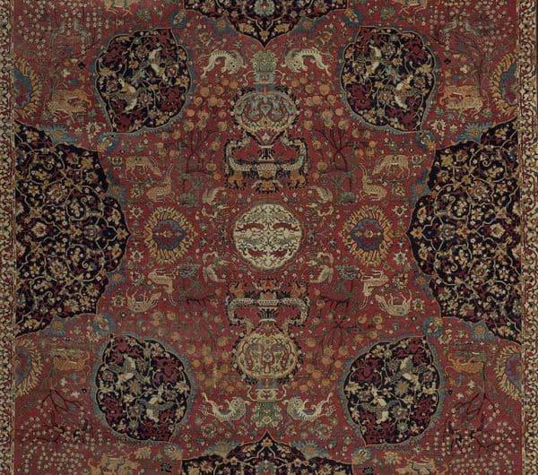 Detail of the Chelsea Carpet