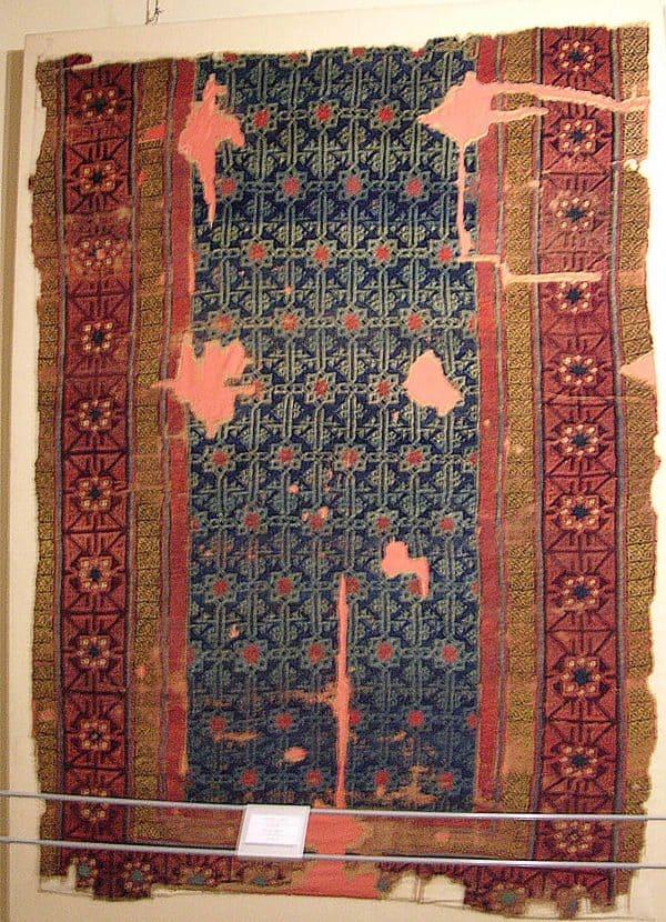 Seljuk carpet 13th century – TIEM