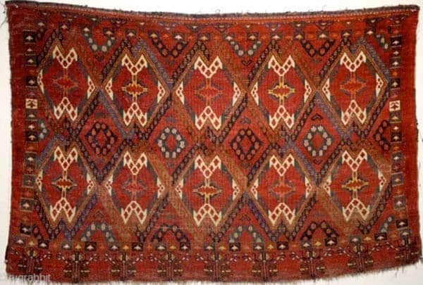 "Lecture ""Thoughts about Turkmen Weavings"" by Dr. Jon Thompson for the Textile Museum Associates of Southern California."