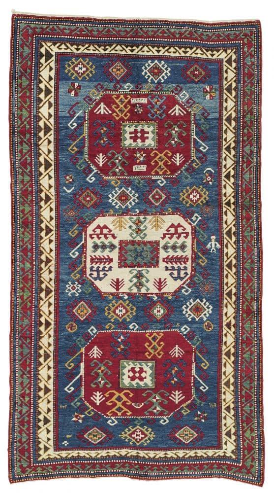 Chajli Kazak rug