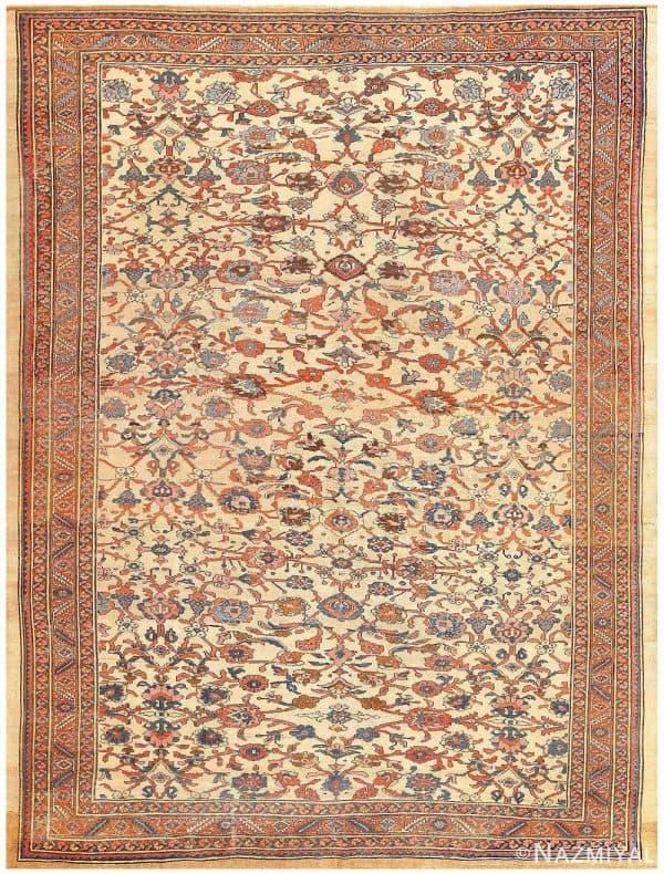 ANTIQUE PERSIAN BAKSHAISH CARPET