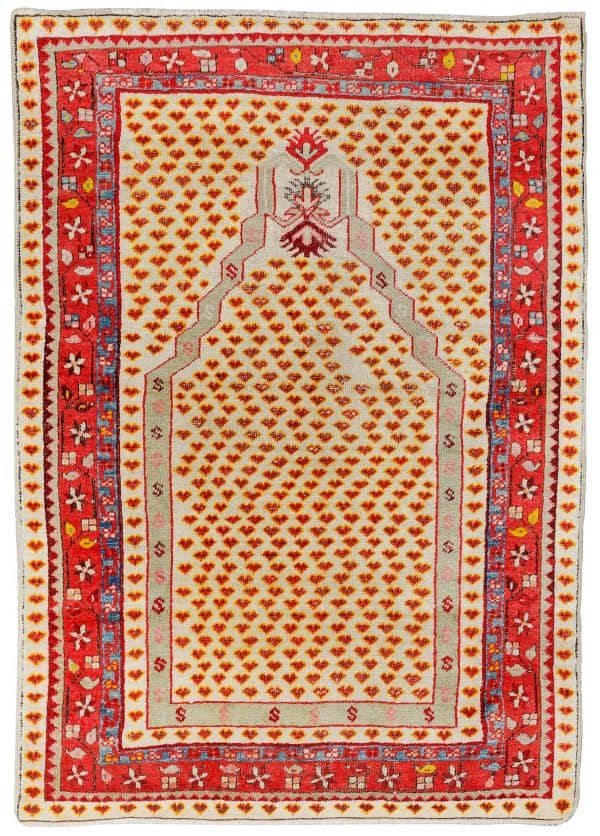 Kirsehir Selendi prayer rug